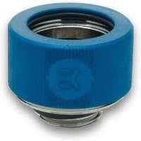 EK Water Blocks EK-HDC Fitting 16mm G1/4 - Blue