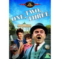 One, Two, Three [DVD] [1961] [DVD] (1961) James Cagney; Horst Buchholz