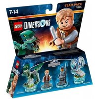 Acu & Owen (Jurassic World) Lego Dimensions Team Pack