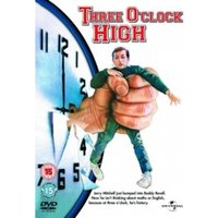 Three O'Clock High DVD