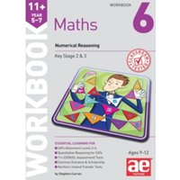 11+ Maths Year 5-7 Workbook 6 : Numerical Reasoning