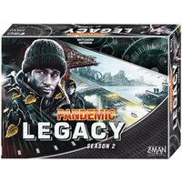Pandemic Legacy Season 2 - Black Board Game