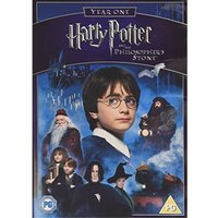 Harry Potter And The Philosopher's Stone DVD