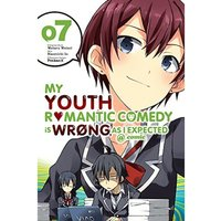 My Youth Romantic Comedy Is Wrong, As I Expected @ comic, Vol. 7 (manga)