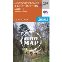 Newport Pagnell and Northampton South : 207
