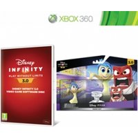 Disney Infinity 3.0 Pixar Inside Out Playset & Xbox 360 Game