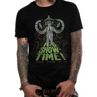 Beetlejuice - Showtime Men's Large T-Shirt - Black