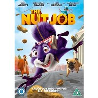 The Nut Job DVD