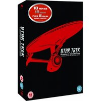 Star Trek Stardate Collection The Movies 1-10 (Remastered) DVD