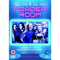 Powder Room DVD