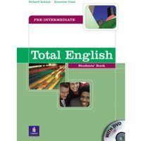 Total English Pre-Intermediate Students' Book and DVD Pack