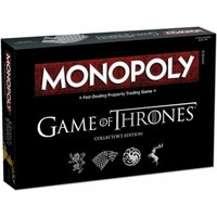 Ex-Display Game Of Thrones Monopoly Collector's Edition Used - Like New