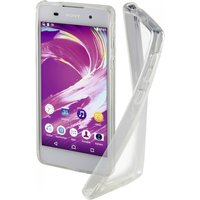 Hama Crystal Clear Cover for Sony Xperia E5, transparent