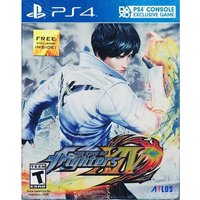 The King Of Fighters XIV Day One Edition PS4 Game