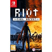 Riot Civil Unrest Nintendo Switch Game