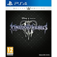 Kingdom Hearts III Deluxe Edition PS4 Game