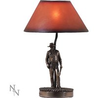 John Wayne Lamp UK Plug
