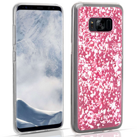 Samsung Galaxy S8 Plus Tinfoil Case - Pink