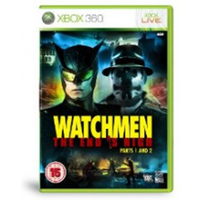 Watchmen The End is Nigh Parts 1 & 2 Game