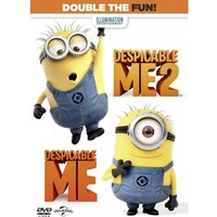 Despicable Me & Despicable Me 2 DVD