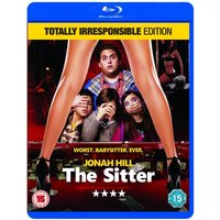 The Sitter Blu-ray