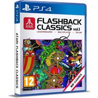 Atari Flashback Classics Volume 1 PS4 Game