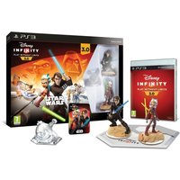Disney Infinity 3.0 Star Wars Starter Pack & PS3 Game