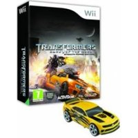 Transformers Dark of the Moon Stealth Force Edition Game + Toy Car