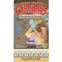 Sailing Toward Osiris Governors and Envoys Expansion
