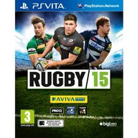 Rugby 15 PS Vita Game