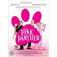 The Pink Panther 2006 DVD