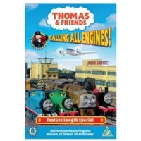 Thomas & Friends Calling All Engines DVD