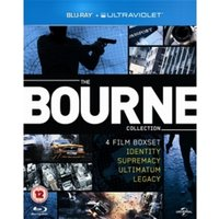 Bourne Collection Blu-ray & UV Copy