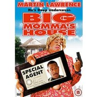 Big Mommas House DVD