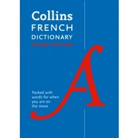 Collins French Dictionary Pocket Edition : 40,000 Words and Phrases in a Portable Format