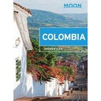Moon Colombia, 2nd Edition