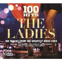 Various Artists - The Ladies CD