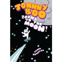 Johnny Boo Book 6 Zooms to the Moon Hardcover