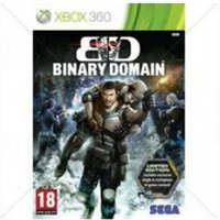 Binary Domain Limited Edition Game