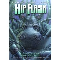 Hip Flask: Unnatural Selection 10th Anniversary Elephantmen Edition HC
