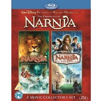 Chronicles Of Narnia - The Lion, The Witch And The Wardrobe / Prince Caspian Blu-ray