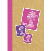 Royal Mail Blue A5 Notebook