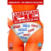 American Pie 1-8 The Complete Box Set DVD