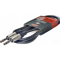 Stagg 3m/10 ft Deluxe Jack to Jack Instrument Cable