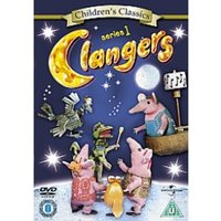 Clangers - Complete Series 1 DVD