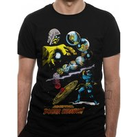 Marvel Comics - Man Called Dr Strange Men's Small T-Shirt - Black