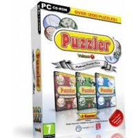 Puzzler Volume 1 Triple Pack: Arrowords/ Crosswords/ Wordsearch