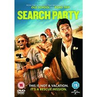Search Party DVD