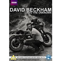 David Beckham Into The Unknown DVD