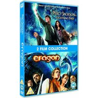 Percy Jackson and the Lightning Thief / Eragon DVD (Double Pack)